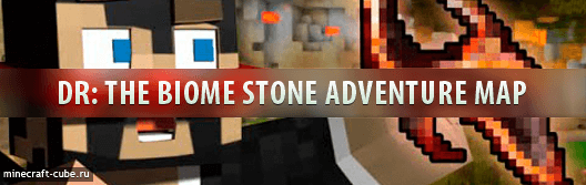 Dungeon-runner-the-biome-stone-adventure-map