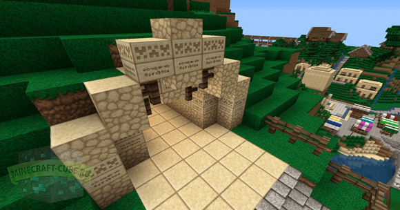 Ovo's Rustic Texture Pack