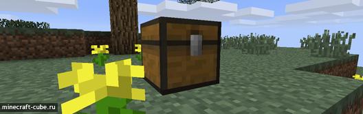 Лаборатория Minecraft: Создаем тайный сундук